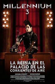 Millennium 3: La reina en el palacio de las corrientes de aire