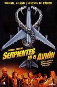 Serpientes en el avión